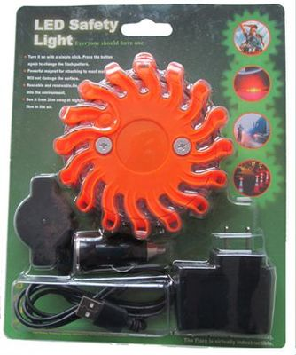 Emergency led flare