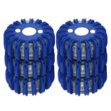 Single Pack Blue Rechargeable led flares